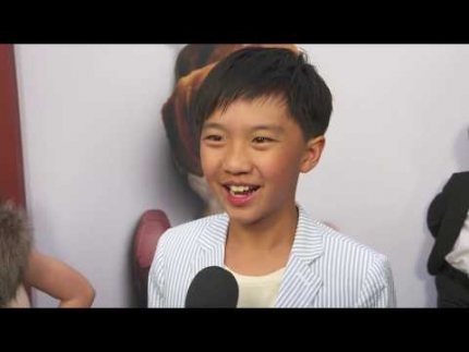 "Ian Chen ""A Dog's Journey"" premiere"