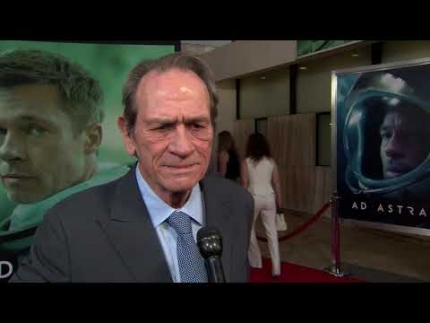 "World Premiere of ""Ad Astra"" with  Tommy Lee Jones"