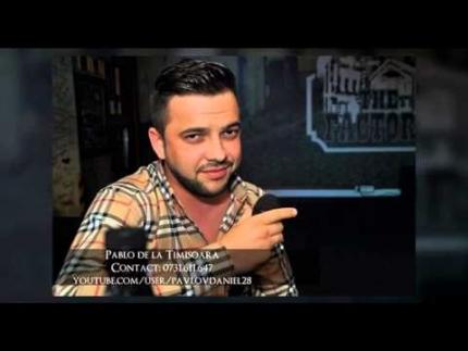 Pablo de la Timisoara - Brazilianca live - Manele noi 2013