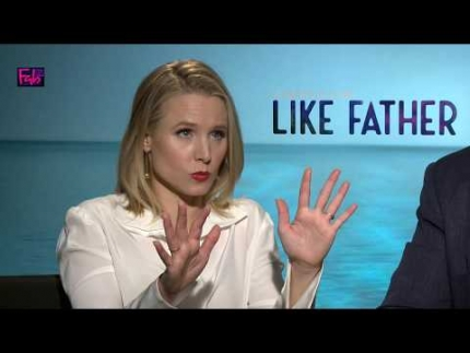 "Netflix's ""Like Father"" with  Kelsey Grammer & Kristen Bell"