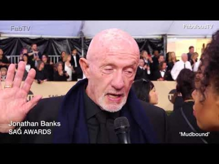 Jonathan Banks at '2018 SAG AWARDS' on FabTV