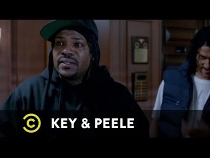Uncensored - Key & Peele - Snitch