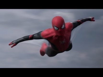SPIDER-MAN: Far From Home   t r a i l e r . NEW!