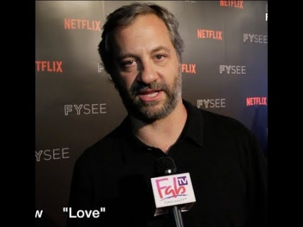 Judd Apatow talks about 3rd season of 'LOVE' Netflix FYSEE Comedy Panel on FabulousTV
