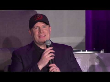 Avengers: Endgame HD   Global Press Conference part 1 with   Jon Favreau
