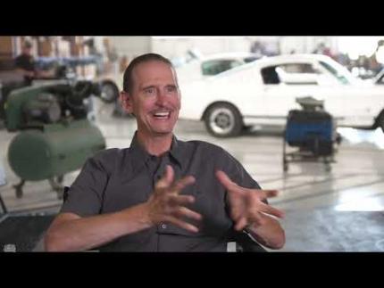 "Ray McKinnon talks about ""Ford v Ferrari"""