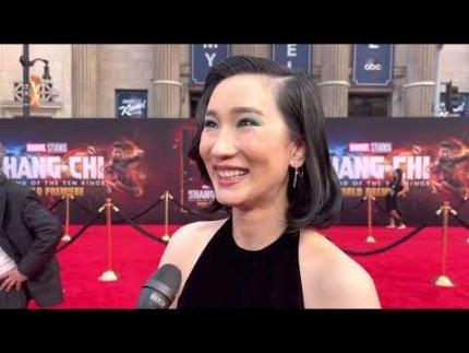 """""""Shang-Chi and the Legend of the Ten Rings"""" - Meng'er Zhang - """"Xialing"""""""
