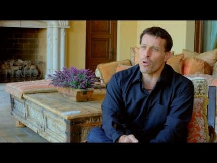 Tony Robbins | Kids Are The Most Powerful Against Bullying