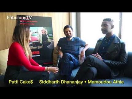 Patti Cake$ film stars 'Siddharth Dhananjay' & 'Mamoudou Athie'...