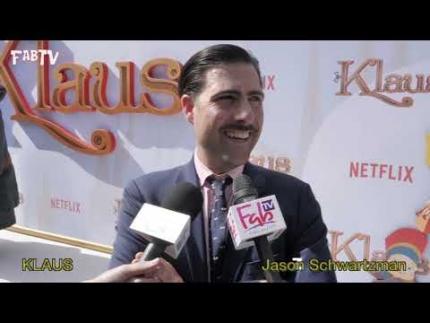 """Jason Schwartzman is Jesper in """"KLAUS"""""""