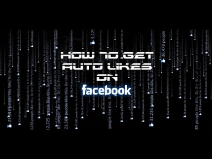 How To Get Auto Likes On Facebook Photos - 2016