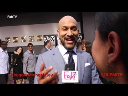 "Keegan Michael Key at the ""DOLEMITE"" premiere"