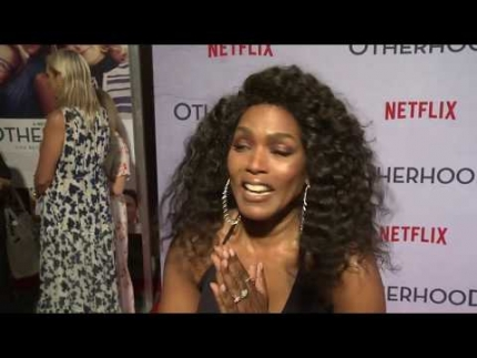 "Angela Bassett  at Netflix's ""OTHERHOOD"""