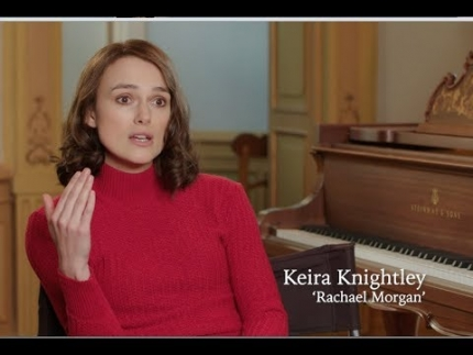 """The Aftermath"" with  Jason Clarke & Keira Knightley"