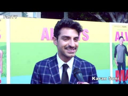 Karan Soni  at the World Premiere of Netflix's 'Always Be My Maybe'