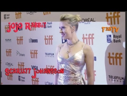 Jojo Rabbit red carpet arrivals
