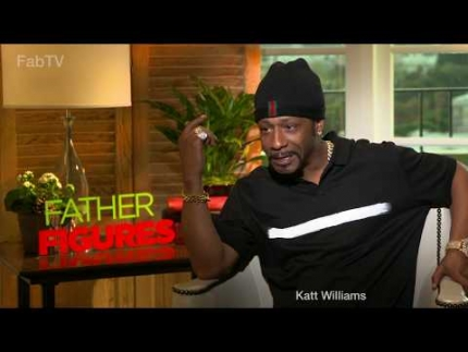 Katt Williams 'Stand up vs. Acting' at 'FATHER FIGURES'