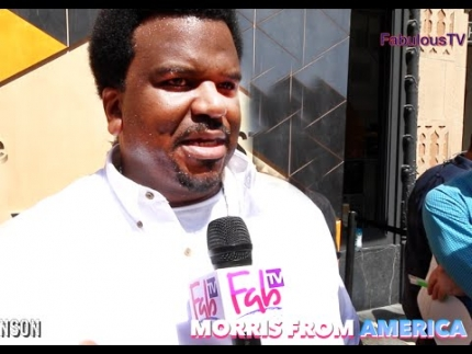 Craig Robinson 'MORRIS FROM AMERICA' at Sundance 'NEXT FEST' on Fabulous TV