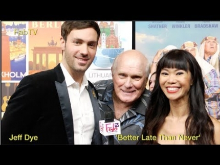 "Jeff Dye ""Better Late than Never"" on FabTV"