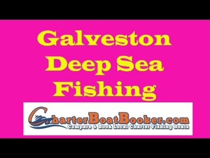 Galveston Deep Sea Fishing - Charter Boat Booker