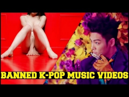 BANNED K-POP MUSIC VIDEOS - SEXY & CONTROVERSIAL [Part 2]