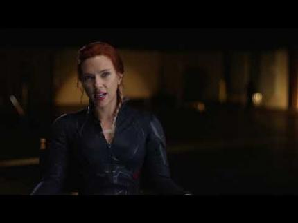 """Scarlett Johansson  Avengers Endgame   """"Black Widow"""""""