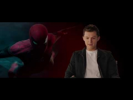 "Tom Holland about the ""Spider-man"" Far From Home..."