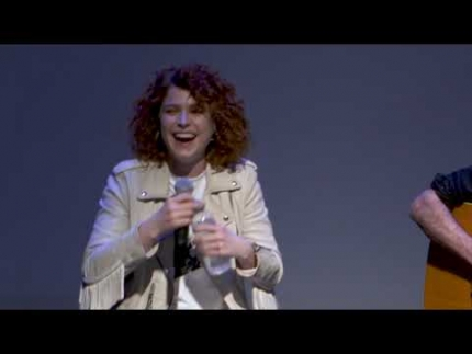 "JESSIE BUCKLEY AT SXSW FOR ""WILD ROSE"" LIVE  Performance"