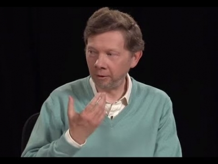 Eckhart Tolle - Trust The PAIN In Your Life