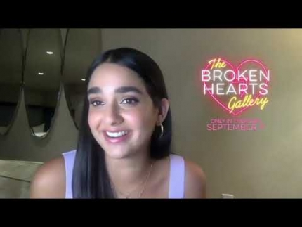 Geraldine Viswanathan  - The Broken Hearts Gallery