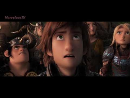 NEW!   How to Train Your Dragon:  The Hidden World      trailer