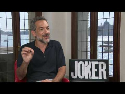 """Joker"" director  Todd Phillips"