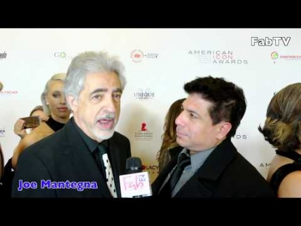"Joe Mantegna at the ""ICON Awards"" in Beverly Hills"