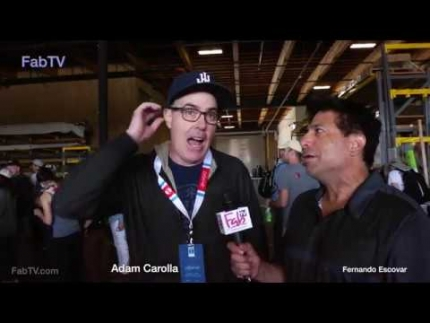 Adam Carolla at 'Luftgekühlt 5' on FabTV