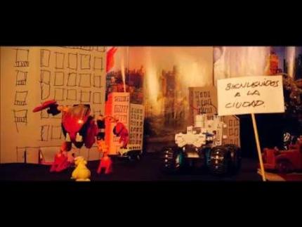 El ataque de los robots en la ciudad - Hugo Cariño González (Spain,...