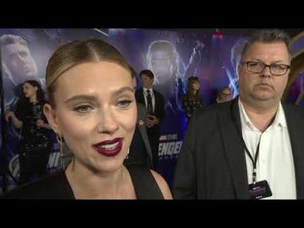 "Scarlett Johansson ""Natasha Romanoff: Black Widow"""