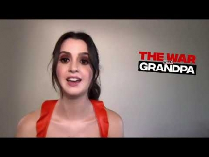 LAURA MARANO The War with Grandpa