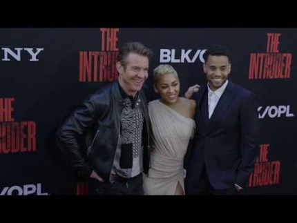 """""""The Intruder"""" red carpet arrivals at the ArcLight Hollywood"""