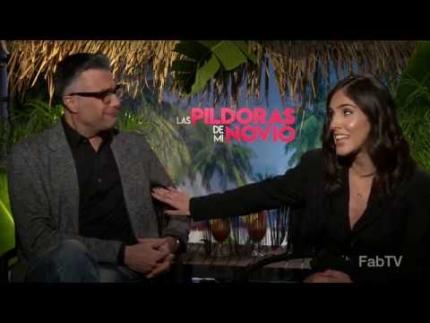 """Jaime Camil & Sandra Echeverria """"LAS PILDORAS DE MI NOVIO"""""""
