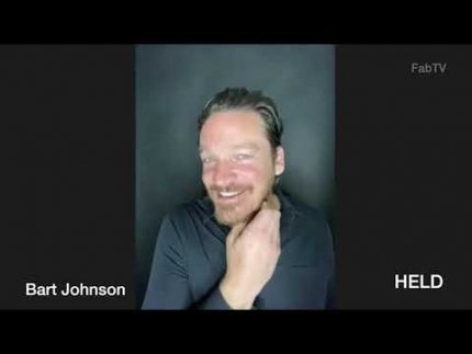 HELD - interview with actors - Jill Awbrey & Bart Johnson