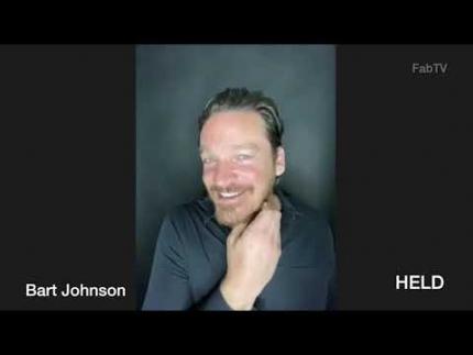 HELD - interview with actors - Jill Awbrey & Bart Johnson