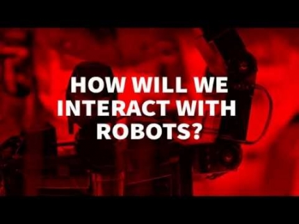 How will we interact with Robots?