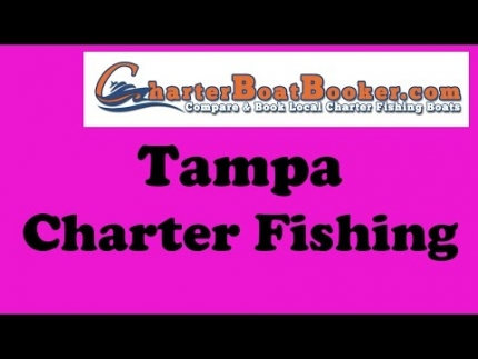Tampa Charter Fishing - Charter Boat Booker