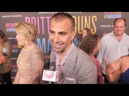 "Director: Paul Downs Colaizzo ""Brittany Runs a Marathon"" red carpet"