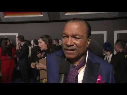 "STAR WARS: THE RISE OF SKYWALKER PREMIERE  ""Billy Dee..."