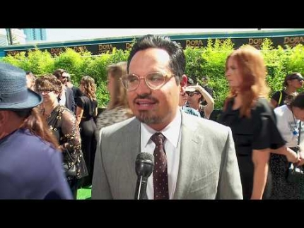 "Michael Pena talks about ""Dora and the Lost City of Gold"""