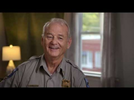 BILL MURRAY talks Zombies & The Dead Don't Die