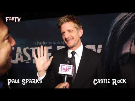 "Paul Sparks on 'Stephen King' &""Castle Rock"" on HULU"
