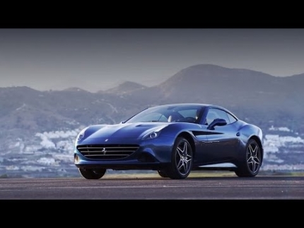 ► 2015 Ferrari California T - DESIGN