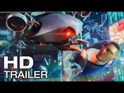 SPIES IN DISGUISE Trailer (2019) Will Smith, Tom Holland Animation Movie